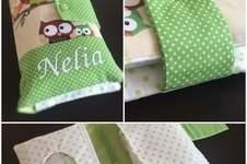 Makerist - Eine Windeltasche für die kleine Nelia - 1