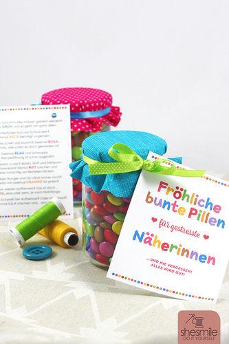 Makerist - Pillen für Näherinnen - DIY-Projekte - 1
