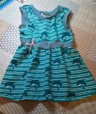 Makerist - Baby Kleid aus Jersey - 1