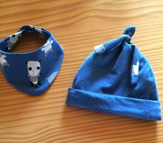 Makerist - Babyset aus Baumwolljersey - Nähprojekte - 3