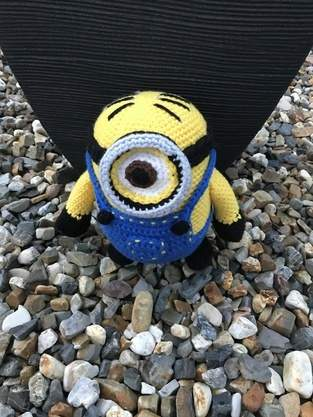 Makerist - Minion - 1