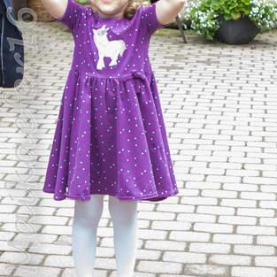 noch eine kleine Ballerina - diesmal zur Einschulung
