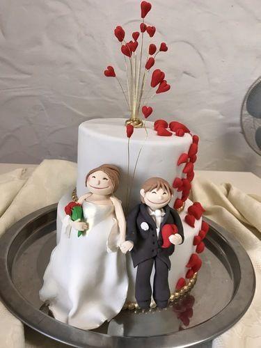 Makerist - Just Married - Torten, Cake Pops und Cupcakes - 1