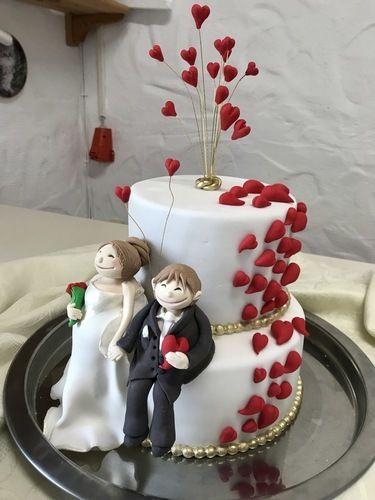 Makerist - Just Married - Torten, Cake Pops und Cupcakes - 2
