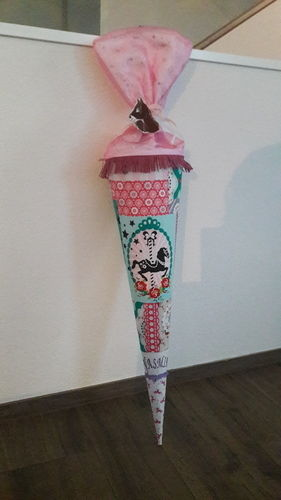 Makerist - Schultüte zur Einschulung  - Nähprojekte - 2