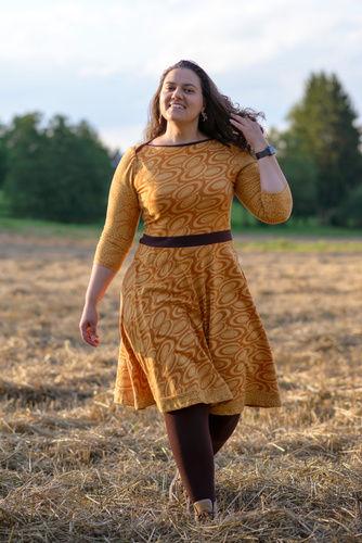 Makerist - Ein Kleid für den Herbst - Nähprojekte - 1