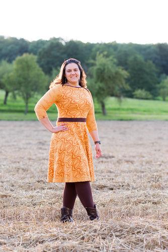 Makerist - Ein Kleid für den Herbst - Nähprojekte - 2