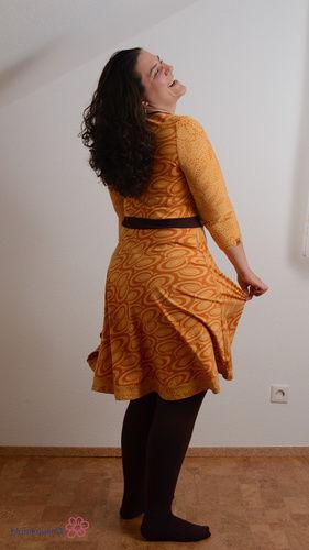 Makerist - Ein Kleid für den Herbst - Nähprojekte - 3