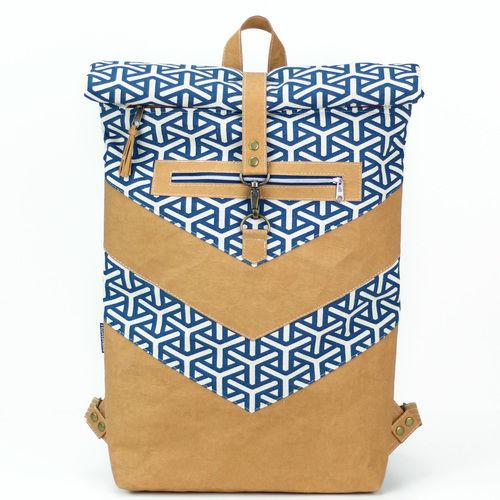Makerist - VARO Rolltop-Rucksack aus Snappap Plus und Canvas - Nähprojekte - 2