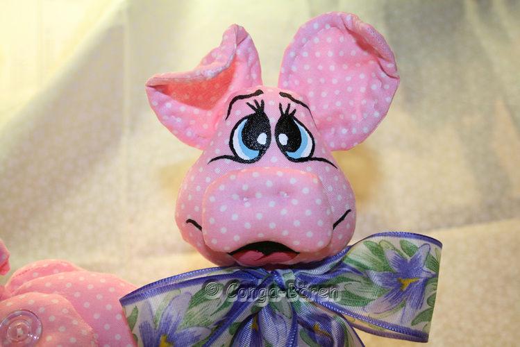 Makerist - Schweinchen Luci - Nähprojekte - 3