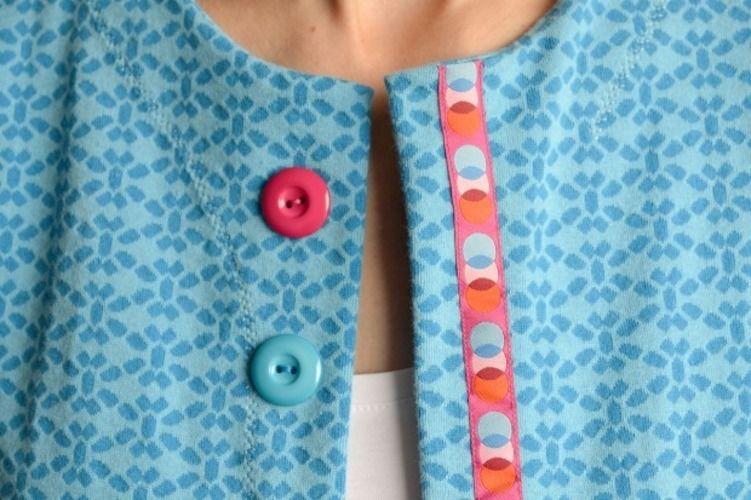 Makerist - Jäckchen Betty von Freuleins - Nähprojekte - 3