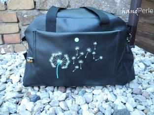 Wickeltasche mit allem drum und dran