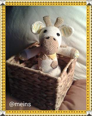 Makerist - Gretchen Giraffe - 1