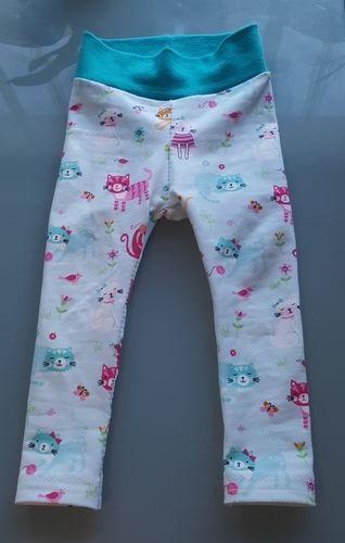 Makerist - Jersey Baby Leggings gr. 80 nach dem Schnittmuster von KID5  - Nähprojekte - 1
