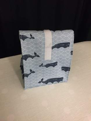 Makerist - Lunchbag von Pattydoo - 1