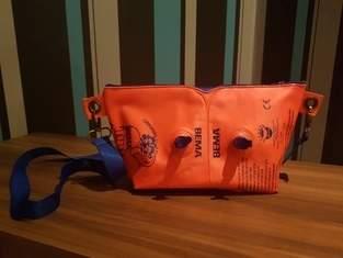 Schwimmflügeltasche