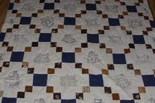 Makerist - Dieser Quilt wird mich nie verlassen - 1
