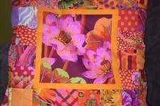 Makerist - Kissen aus K. Fassett-Stoffen - 1