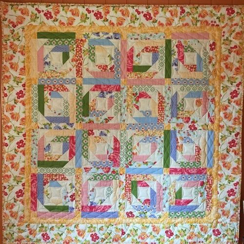 Makerist - Floribella Blossoms - Patchwork-Projekte - 1