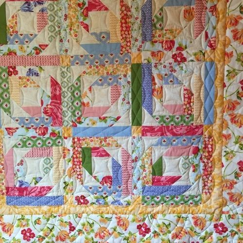Makerist - Floribella Blossoms - Patchwork-Projekte - 2