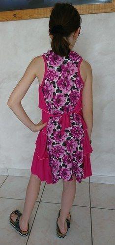 Makerist - Robe popcorn de ma fille  - Créations de couture - 2