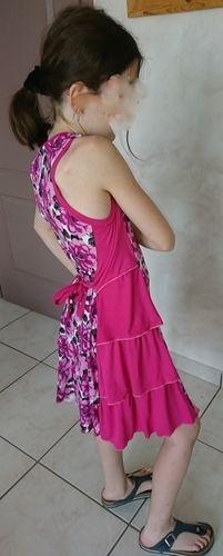 Makerist - Robe popcorn de ma fille  - Créations de couture - 3