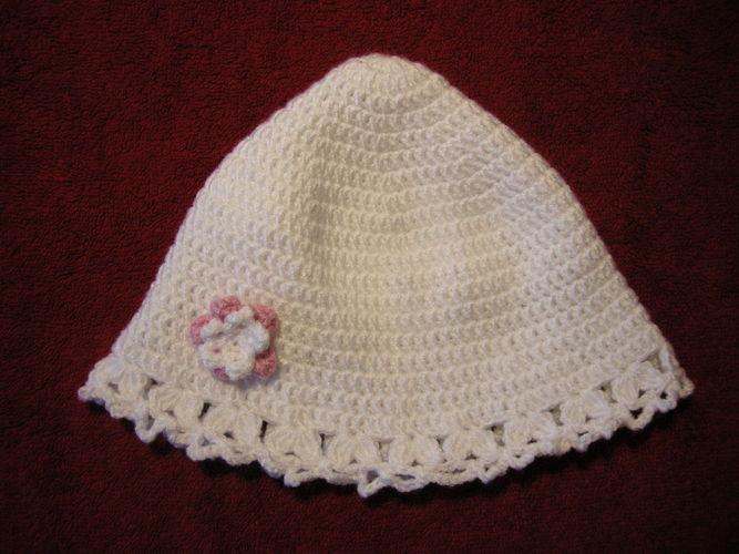 Makerist - Sommerhütchen für kleine Mädels - Häkelprojekte - 2