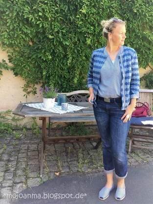 Makerist - Betty - Cardigan von Freuleins - 1