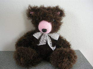 Makerist - Wuschelteddy - 1