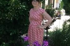 Makerist - Kleid Tanja mit Tulpen - 1