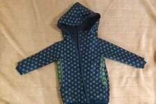 Makerist - Softshell Parka in 92/98 für meinen Sohn - 1