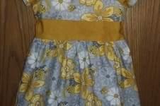 """Makerist - Ein """"Sunny"""" als Geburtstagskleid - 1"""