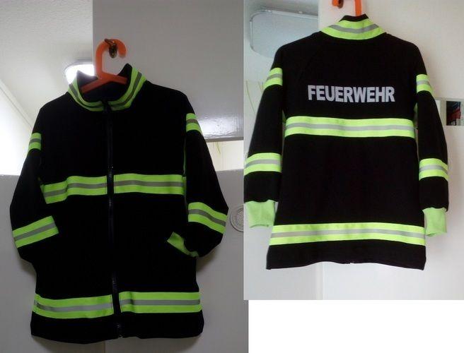 Makerist - Feuerwehr - Jacke für den Übergang Gr. 122 - Nähprojekte - 3