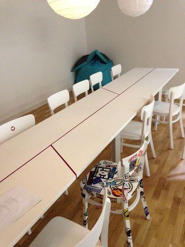 Makerist - Esstisch für 14 Personen - DIY-Projekte - 1