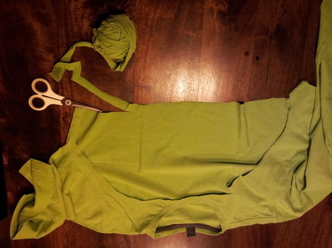 Makerist - t-shirt goes topflappen - Strickprojekte - 1