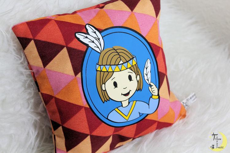 Makerist - Indianerfreund Moki - Textilgestaltung - 1