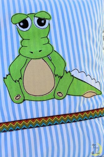 Makerist - Krokodil - Nähprojekte - 1