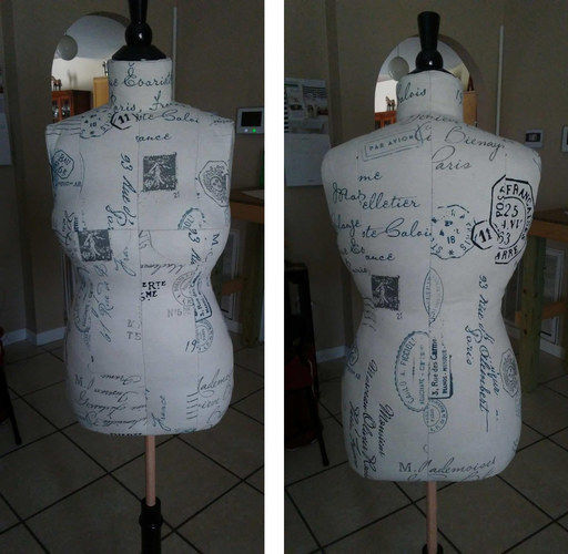 Makerist - DIY Dress Form Finished Gallery - Sewing Showcase - 2