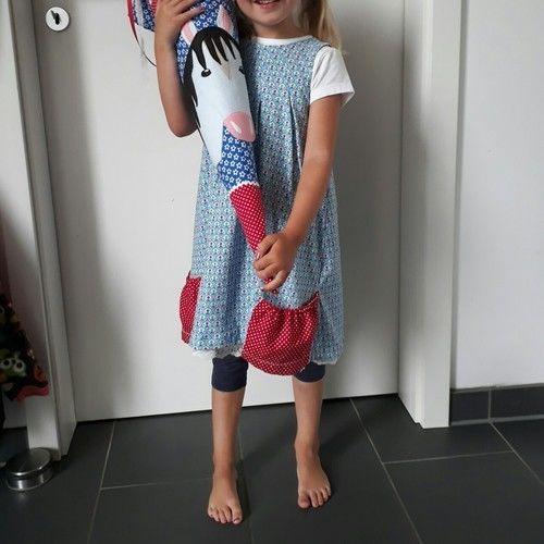 Makerist - Gänseblümchen zum Schulanfang - Nähprojekte - 1