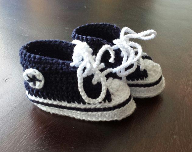 Makerist - Baby-Schuhe - Häkelprojekte - 1