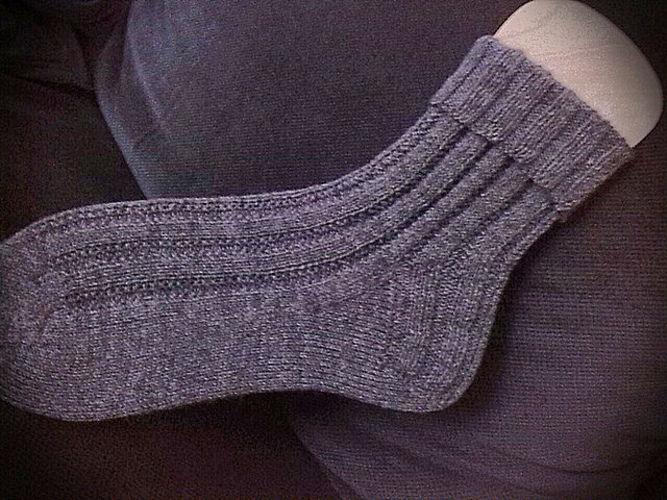Makerist - Socken fürs Oktoberfest - Strickprojekte - 2