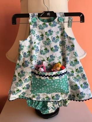 Little toddler summer dress