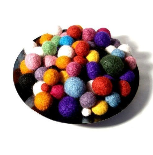 Makerist - Knitted Felt Beads - Knitting Showcase - 2