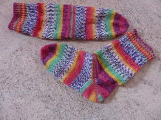 Sylvie's Super Socke
