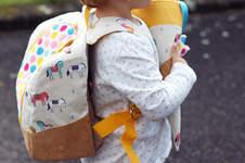 Makerist - Rucksack KlapPack für den 1. Kita-Tag - 1