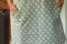 Makerist - meine HELVI Kleid - 1