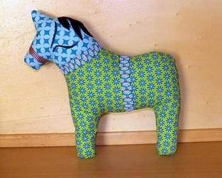 Makerist - Dala Pferd von Tilda - 1