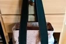 Makerist - Tasche aus Feincord gefüttert gewünscht von Verwandtschaft - 1