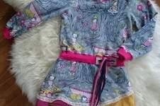 Makerist - Ein Carlienchen für meine Tochter Gr. 98 - 1