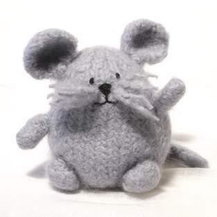 Makerist - Little Mouse - 1